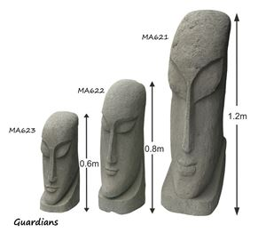 Picture of Guardian Statues