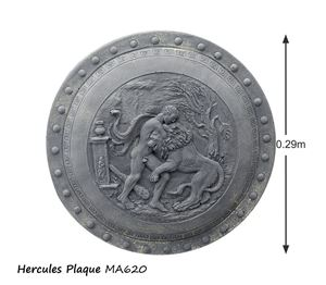 Picture of Hercules Plaque