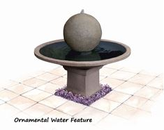 Picture of Adwater Dishes, Spheres & Pedestals