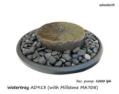 Picture of Watertray with Millstone